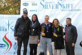 Lisa Scheenaard wint Silverskiff in Turijn