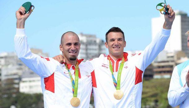 Gebroeders Sinković winnen wereldaward