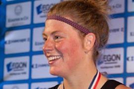 """Lisanne Brandsma: """"Ik heb lang gedacht dat ik tweede zou worden"""""""