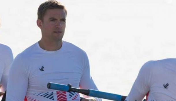 Drievoudig olympiër Pete Reed wil vier op een rij