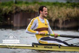 Sander de Graaf duikt onder 5:50 en mikt op SB-WK