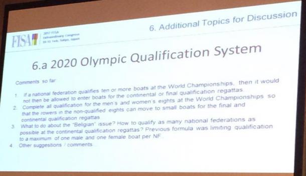 'Belgische bug' uit het olympische kwalificatiesysteem voor Tokyo 2020