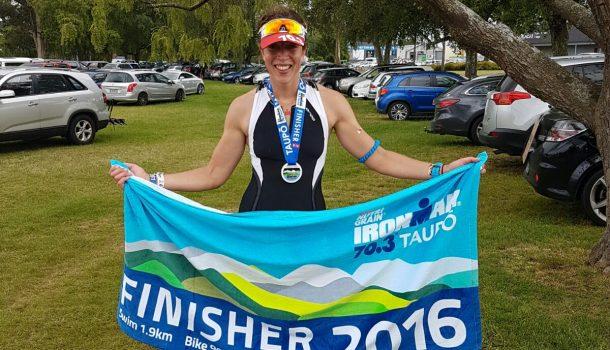 Souwer: 'Een triatlon is anders afzien'