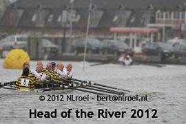 Voorbeschouwing Head of the River: mannen mijden de Amstel