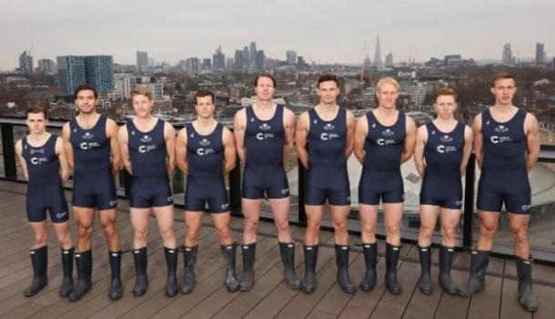 Uitzending BBC start om 17 uur, Boat Race Siegelaar 18:35 uur