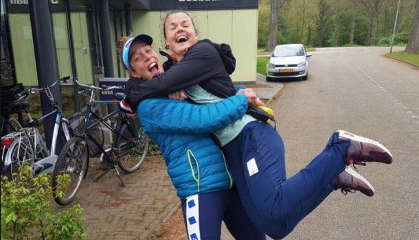 Sophie Souwer en Olivia van Rooijen nieuw in dubbelvier