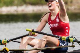 """Isabel van Opzeeland: """"Ik droom van de Olympische Spelen voor jeugd"""""""