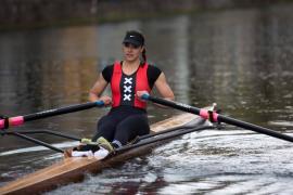 Amsterdamse Van Zomeren wint als zwaargewicht in Essen