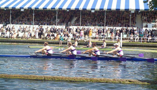 Henley: Drie Nederlandse ploegen uitgeschakeld