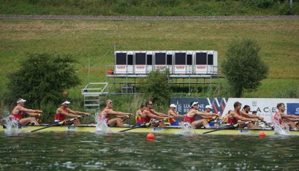 WB Luzern: Vrouwendubbelvier en Holland Acht bemachtigen finaleplaats