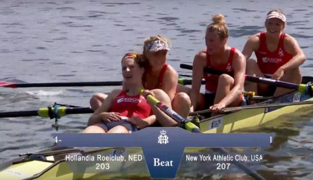 Vrouwen winnen Henley in dubbelvier en vierzonder