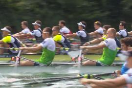 WB Luzern: mannentwee en dubbelvier sterk in de eerste helft