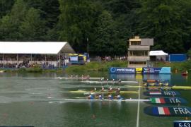 WB Luzern: Holland Vier kaapt brons