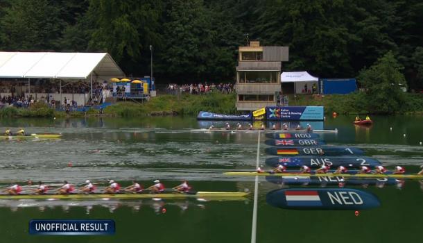 WB Luzern: Nederland 1 werd derde