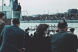 Uniek filmpje: watersportbaan Gent uit de grond gestampt