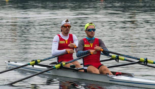 Vlaams duo Brys en Van Zandweghe mikt op WKfinale
