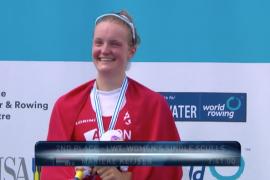 WK: Marieke Keijser wint zilver