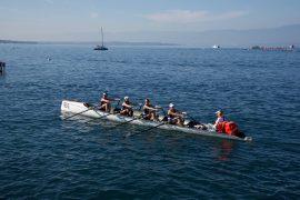 Coastal rowing op Jeugd Olympische Spelen