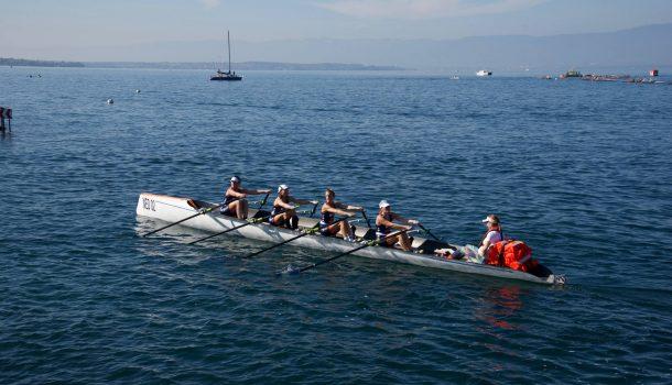 Vier Nederlandse ploegen streden bij WK coastal rowing