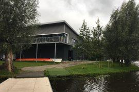 Nieuw clubhuis voor RV Iris
