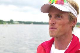 Olympisch kampioen Azou stopt met roeien