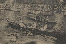 100 jaar roeipropaganda: ringsteken te water