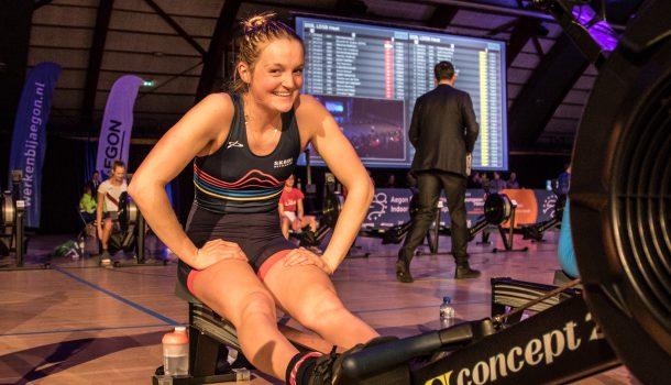 Marieke Keijser: 'Ik zou wel zien na 1000 meter'
