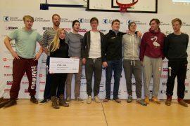 Nereus-acht wint in Zwitserland