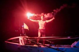 Roeier Mark Slats wil weer  de oceaan oversteken