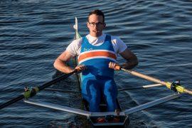 Vincent Klaassens wint Winterwedstrijden
