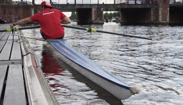 [promotie] Leren skiffen doe je bij Roeicentrum Berlagebrug!