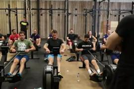 Roeien potentiële  fitnesshype