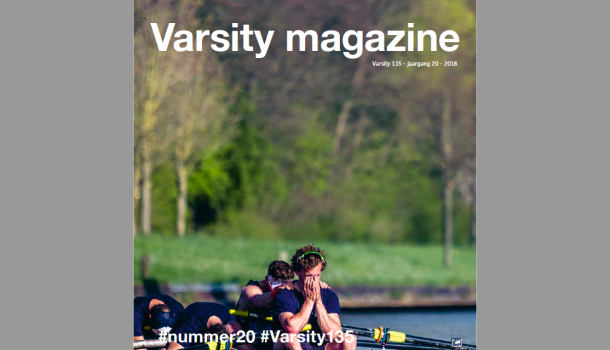 [Varsity Magazine] Das om hals, (fal)lus in hand