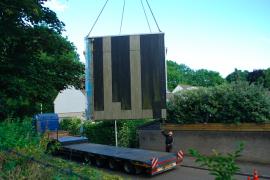 Roeivereniging Aquarius zet nieuw gebouw neer in Bergen op Zoom