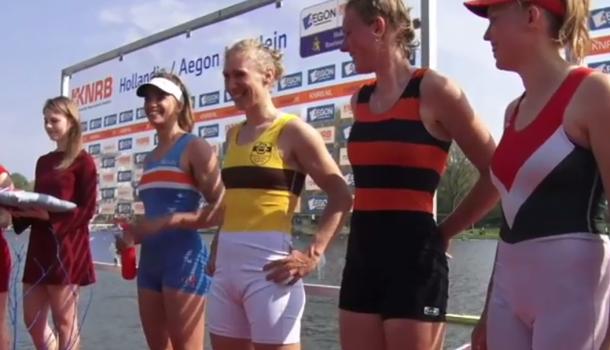 Lichte Keijser en Scheenaard skiffkampioenen