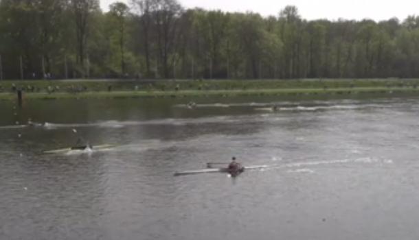 Filmpje: curieuze ontknoping NK-meisjes-18-skiff