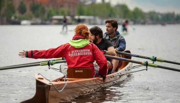 [NLroeibaan] Roeicentrum Berlagebrug zoekt instructeurs!