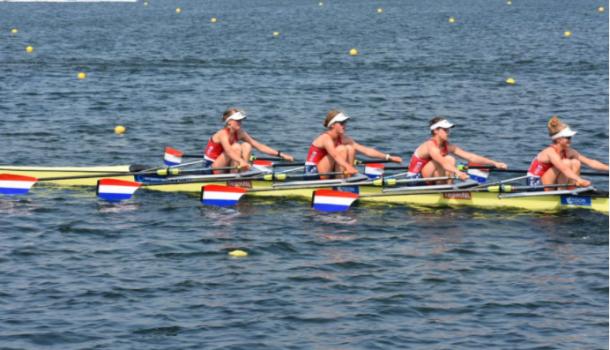 EK-junioren: nog drie oranje boten met zicht op medailles