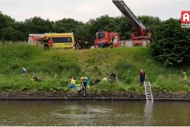 Skiffeur omgekomen in Alphen aan den Rijn