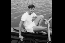 Skiffeur Rob van Mesdag overleden