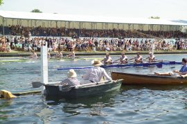 Volg Henley live: drie boten door naar volgende ronde