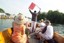 Volg Henley live: nog vijf Nederlandse boten in de race