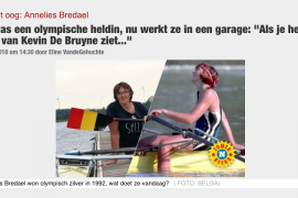Eggenkamp en Bredael: 'met roeien was niks te verdienen'