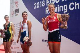 Drie medailles bij FISU-WK