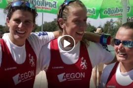 WK18: TV-interviews en beelden van medaillewinnaars
