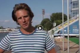 WK18: Coen Eggenkamp blikt voor NLroeiTV terug