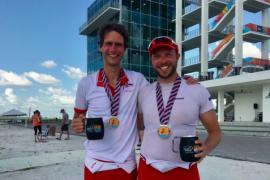 Masters racen in Sarasota