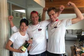 Hollandia sprint bij triathlon, Lia Brouwer wint 6 x bij Masters