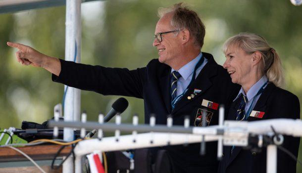 WK18 Kamprechter Tom van der Lelij hoopt A-finale te halen
