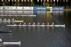 WK18 Mannen blijven steken, vrouwen naar A-finale